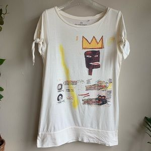 Uniqlo x Jean-Michel Basquiat t shirt NWOT